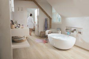 De toepassingen van vloeren in verschillende ruimtes
